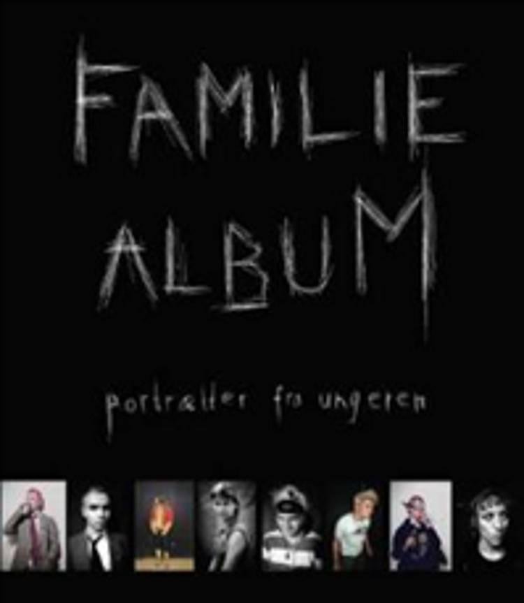 Familiealbum af Fryd Frydendahl og Kajsa Gullberg