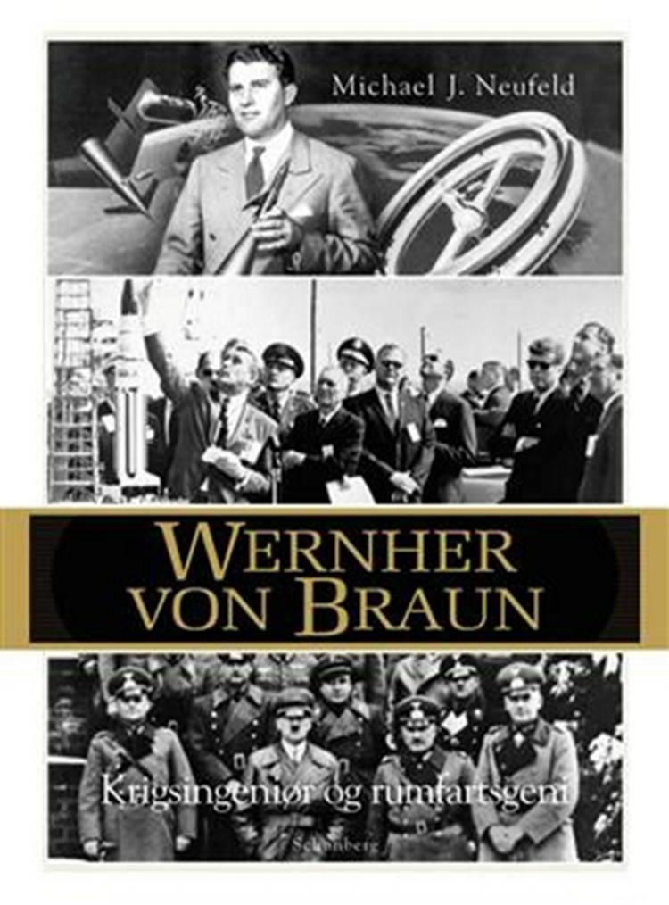 Von Braun af Michael J. Neufeld