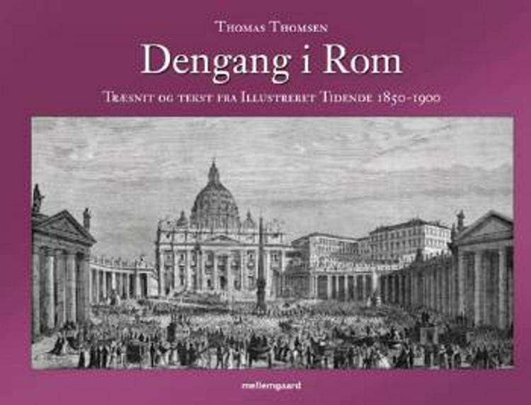 Dengang i Rom af Thomas Thomsen