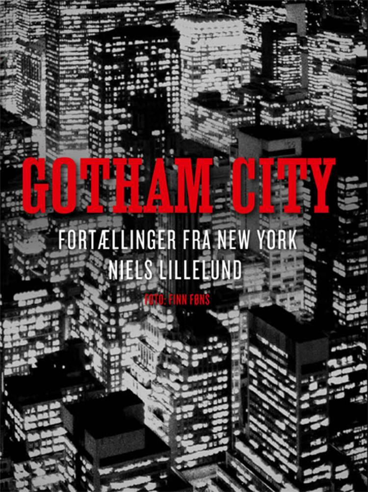 Gotham City af Niels Lillelund