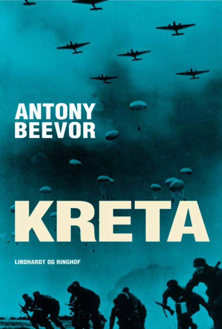 Kreta af Antony Beevor