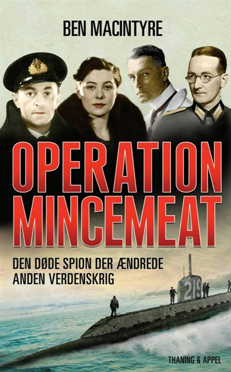 Operation Mincemeat af Ben Macintyre