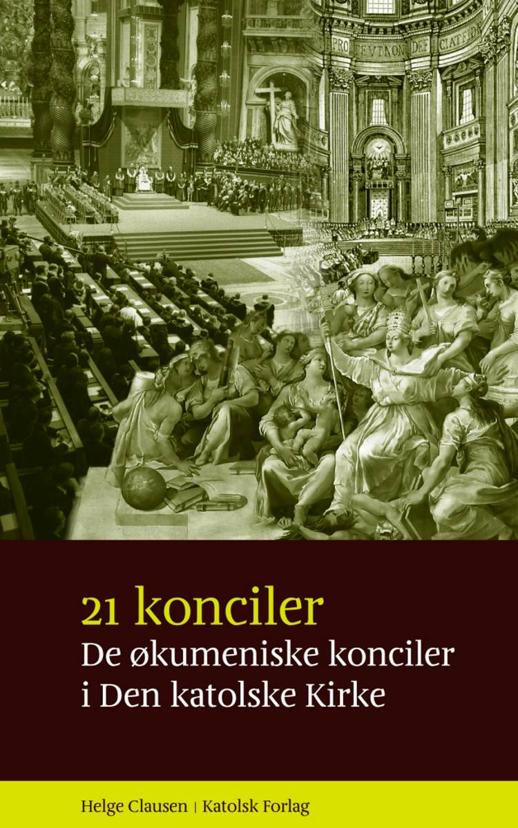21 konciler af Helge Clausen