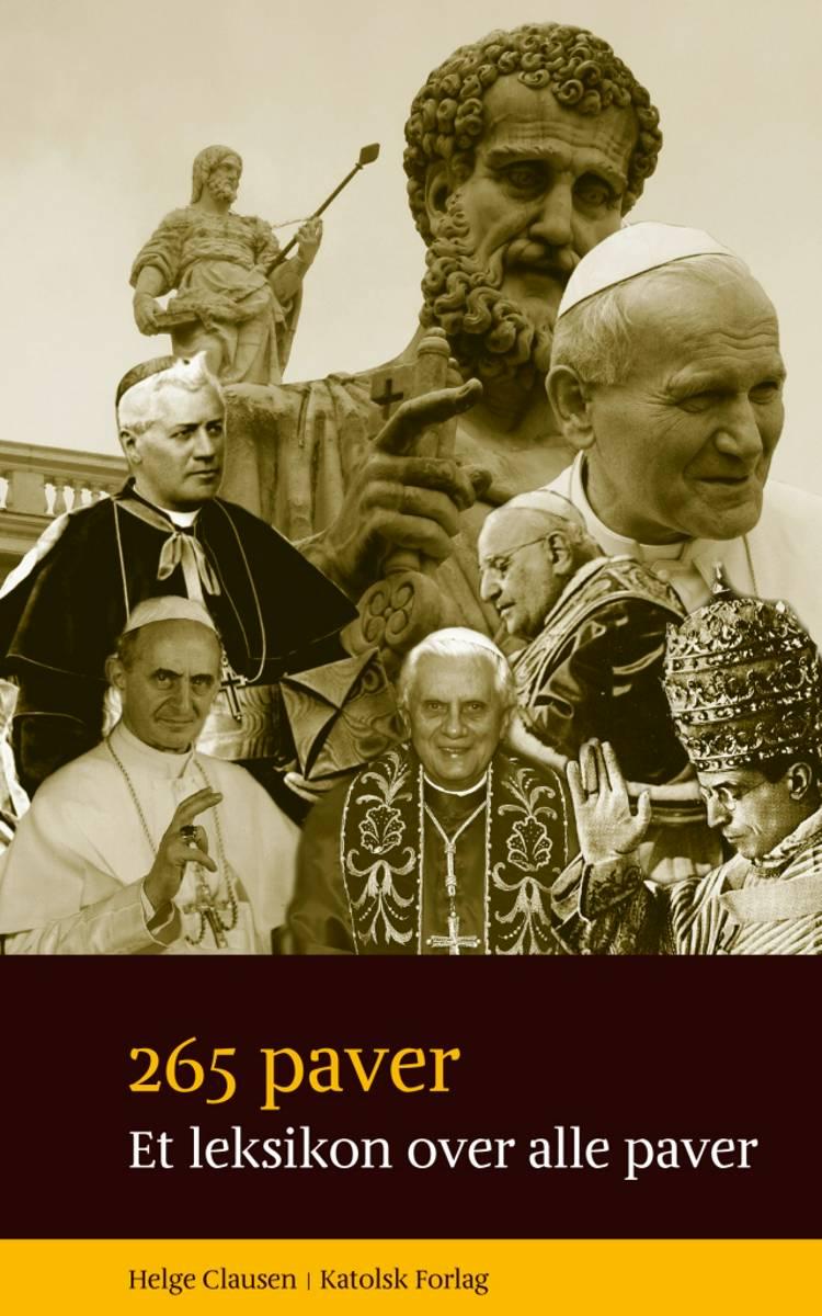 265 paver af Helge Clausen