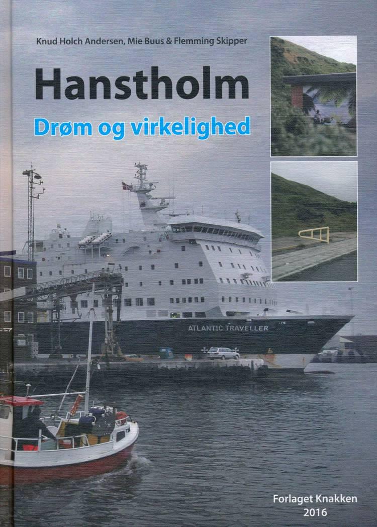 Hanstholm af Knud Holch Andersen, Flemming Skipper og Jens Andersen og Mie Buus og Flemming Skipper