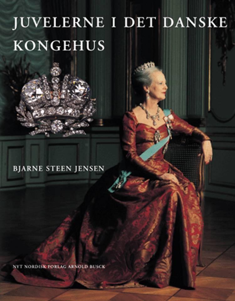 Juvelerne i det danske kongehus af Bjarne Steen Jensen