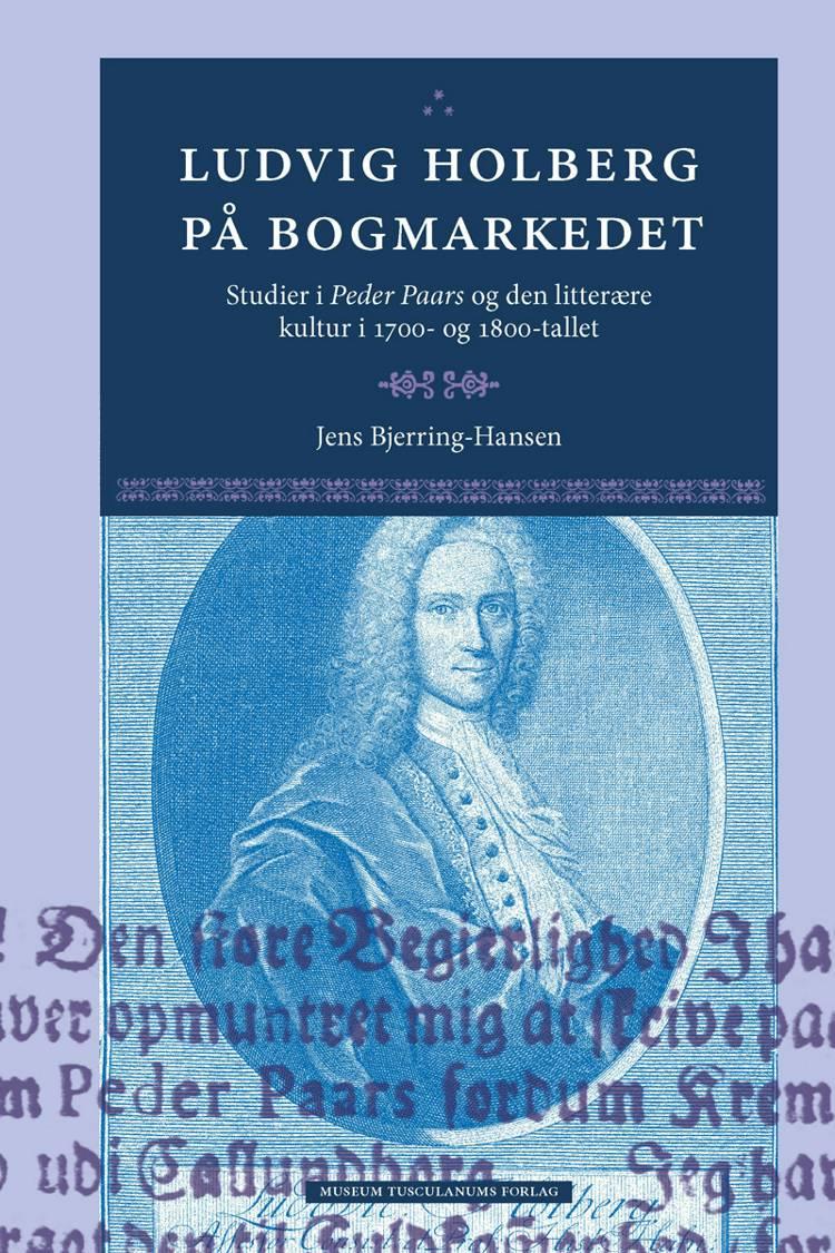 Ludvig Holberg på bogmarkedet af Jens Bjerring Hansen