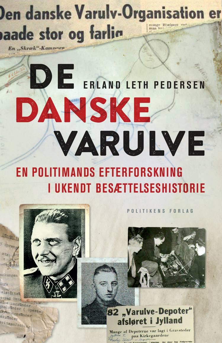 De danske varulve af Erland Leth Pedersen