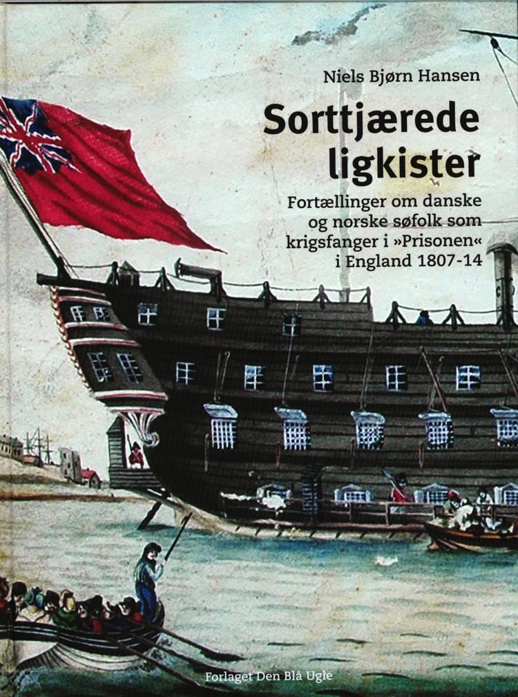 Sorttjærede ligkister af Niels Bjørn Hansen