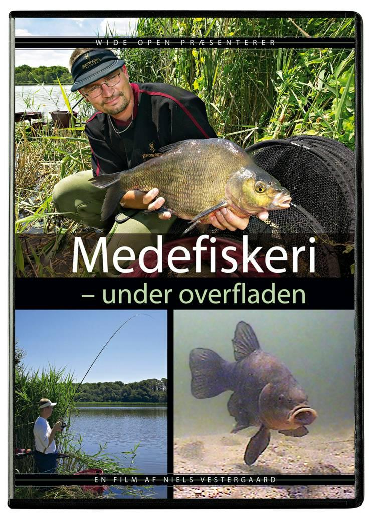 Medefiskeri - under overfladen af Niels Vestergaard