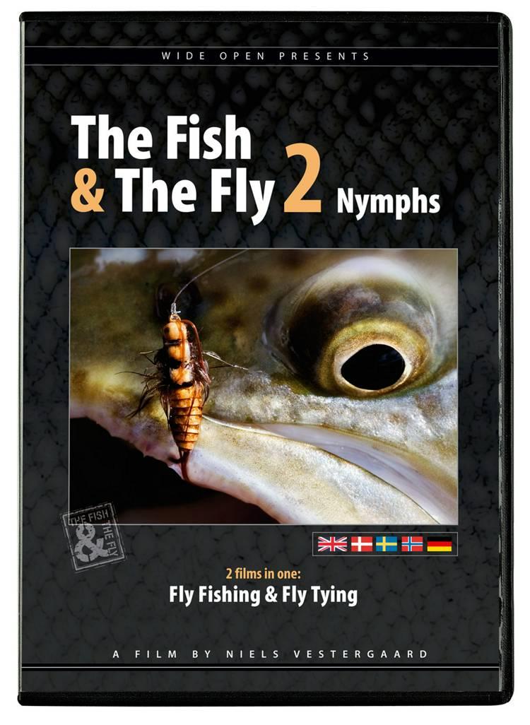 The Fish & The Fly 2 Nymphs af Niels Vestergaard