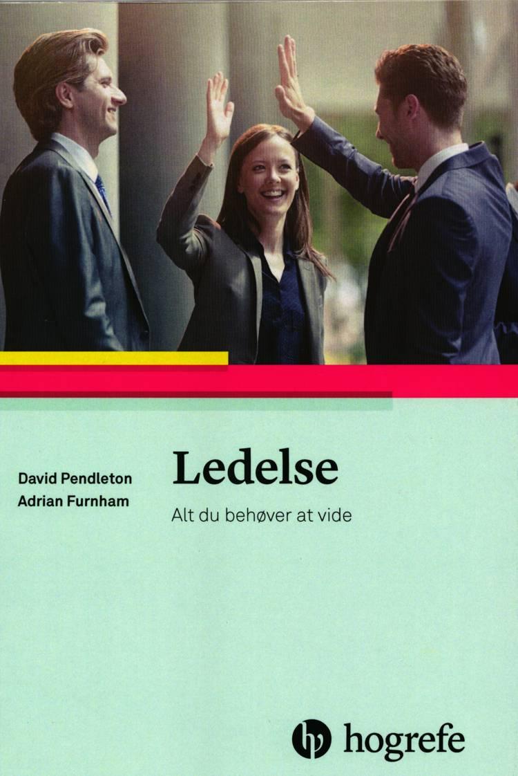 Ledelse af David Pendleton og Adrian Furnham