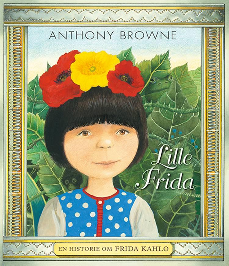 Lille Frida af Anthony Browne