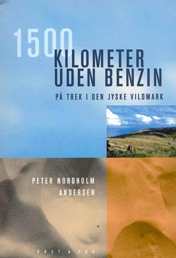 1500 kilometer uden benzin af Peter Nordholm Andersen