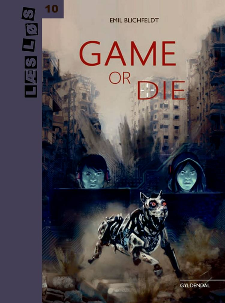 Game or die af Emil Blichfeldt