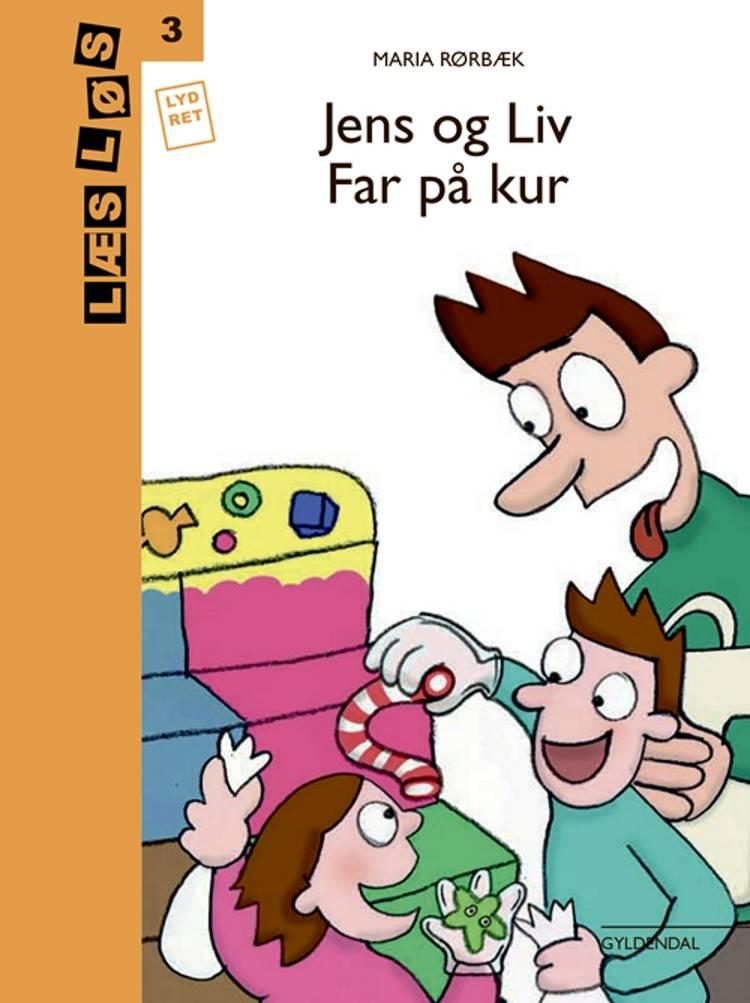 Far på kur af Maria Rørbæk