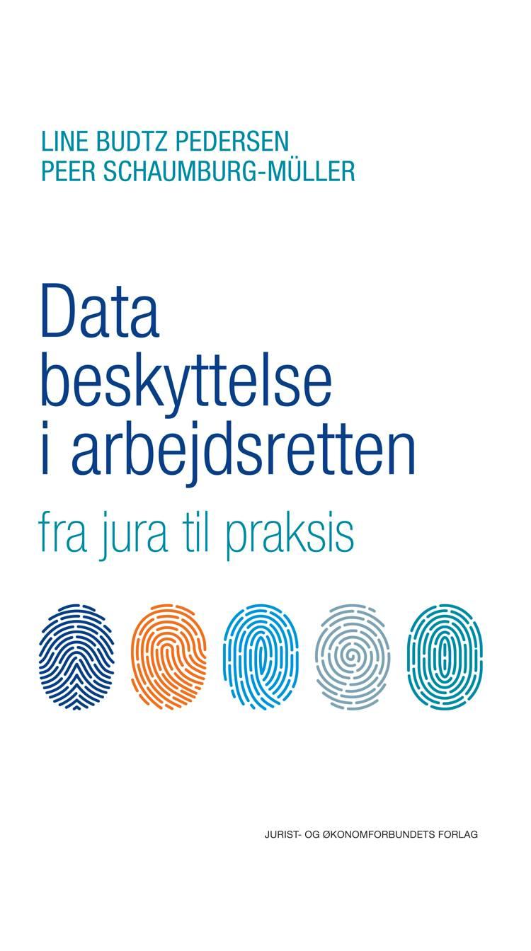 Databeskyttelse i arbejdsretten af Peer Schaumburg-Müller, Line Budtz Pedersen og Line Budzt Pedersen