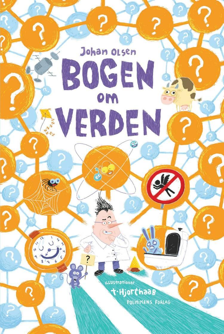 Bogen om verden af Johan Olsen