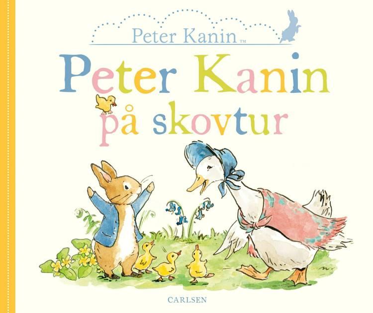 Peter Kanin på skovtur af Beatrix Potter