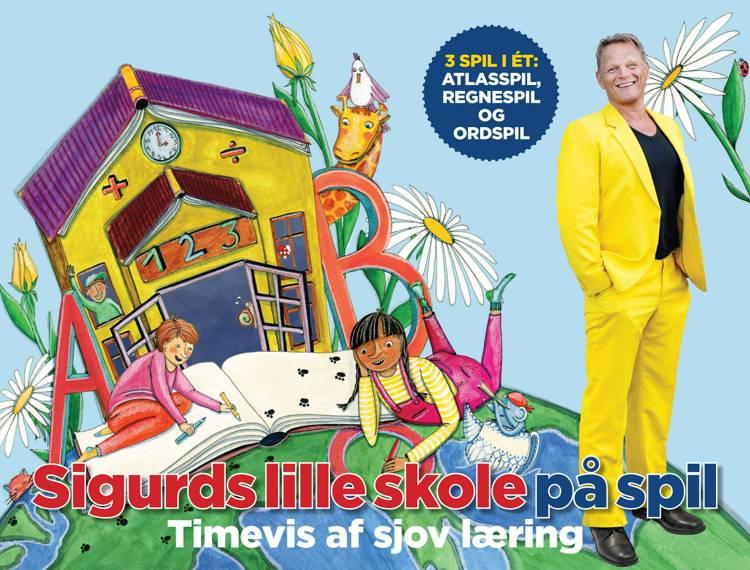 Sigurds lille skole spil af Sigurd Barrett