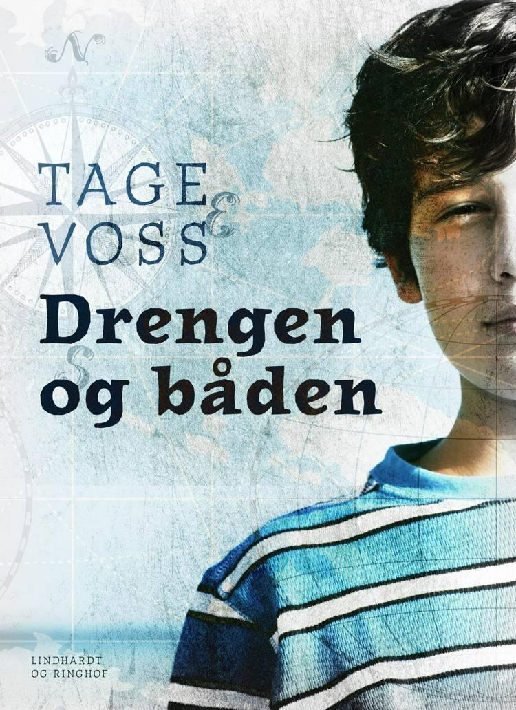 Drengen og båden af Tage Voss