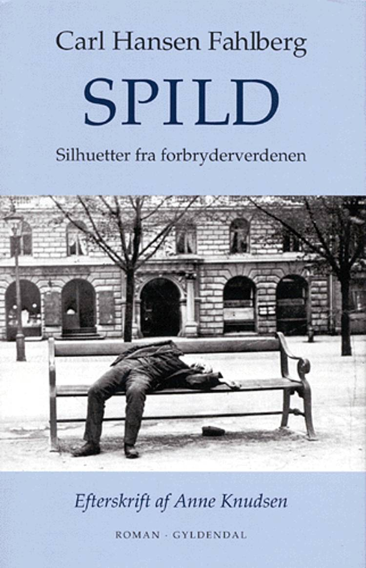 Spild af Carl Hansen Fahlberg