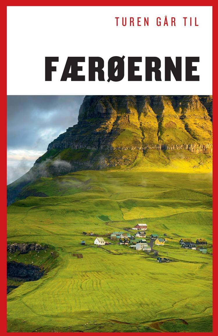 Turen går til Færøerne af Lisbeth Nebelong