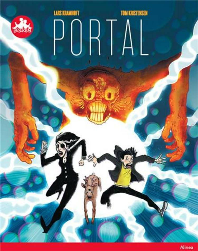 Portal, Rød Læseklub af Tom Kristensen og Lars Kramhøft