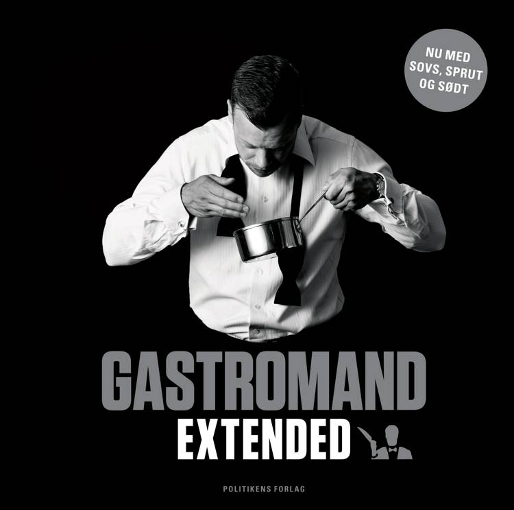 Gastromand - Extended af Klaus Kjeldsen, Anders Damm Christensen, Brian Lambæk og Gastromand.dk m.fl.