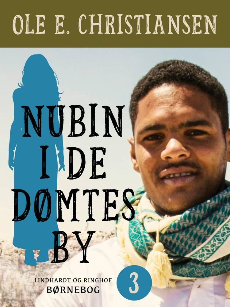 Nubin i De dømtes by af Ole E. Christiansen