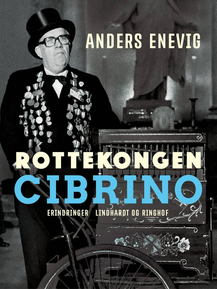 Rottekongen Cibrino af Anders Enevig