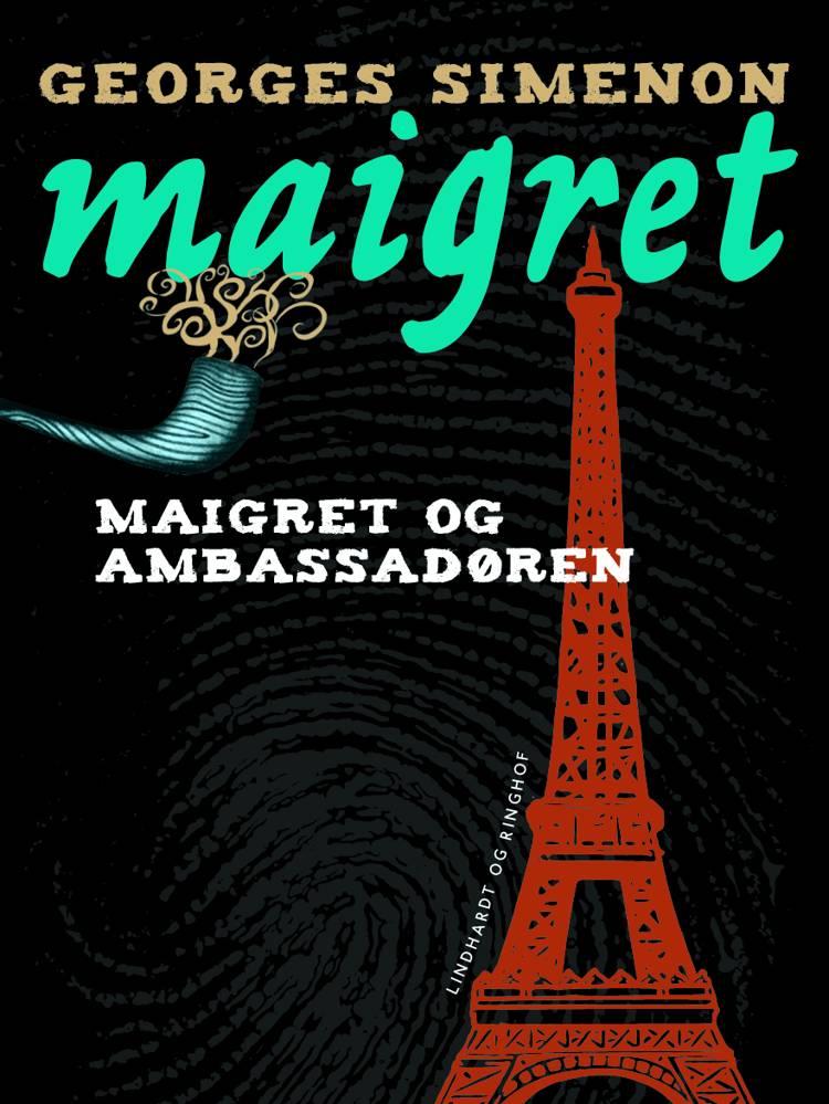 Maigret og ambassadøren af Georges Simenon