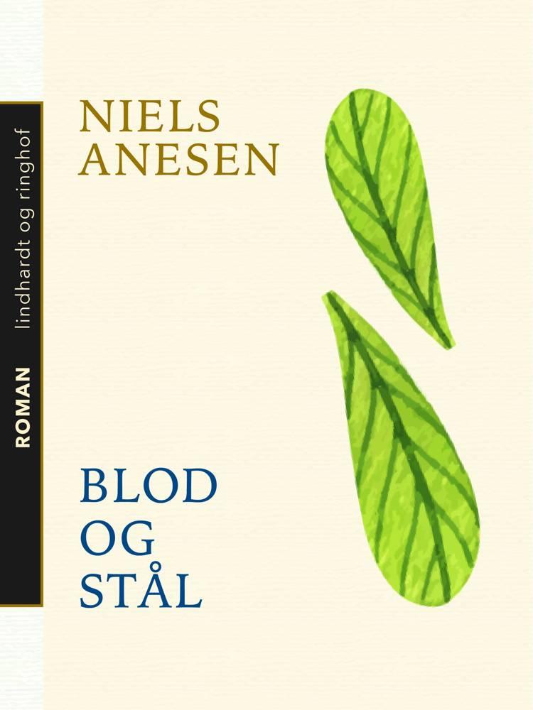 Blod og stål af Niels Anesen