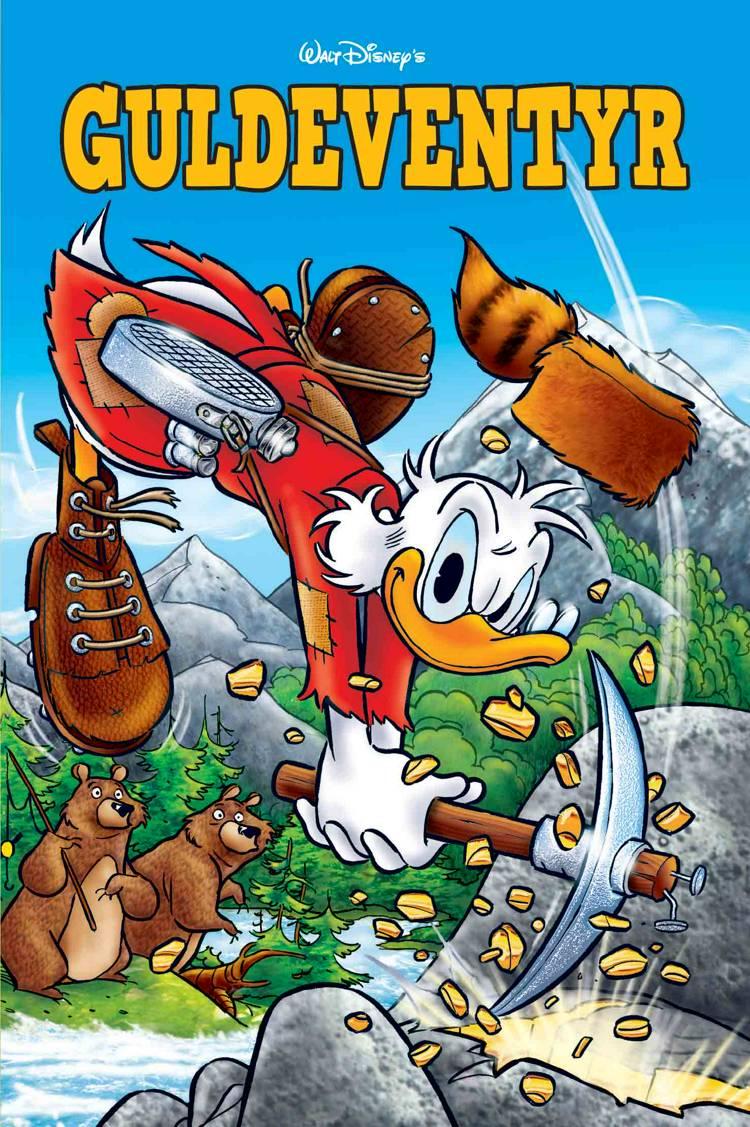 Jumbo Temabog 2, Guldeventyr af Disney