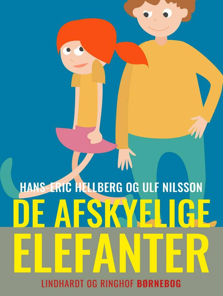 De afskyelige elefanter af Ulf Nilsson og Hans-Eric Hellberg