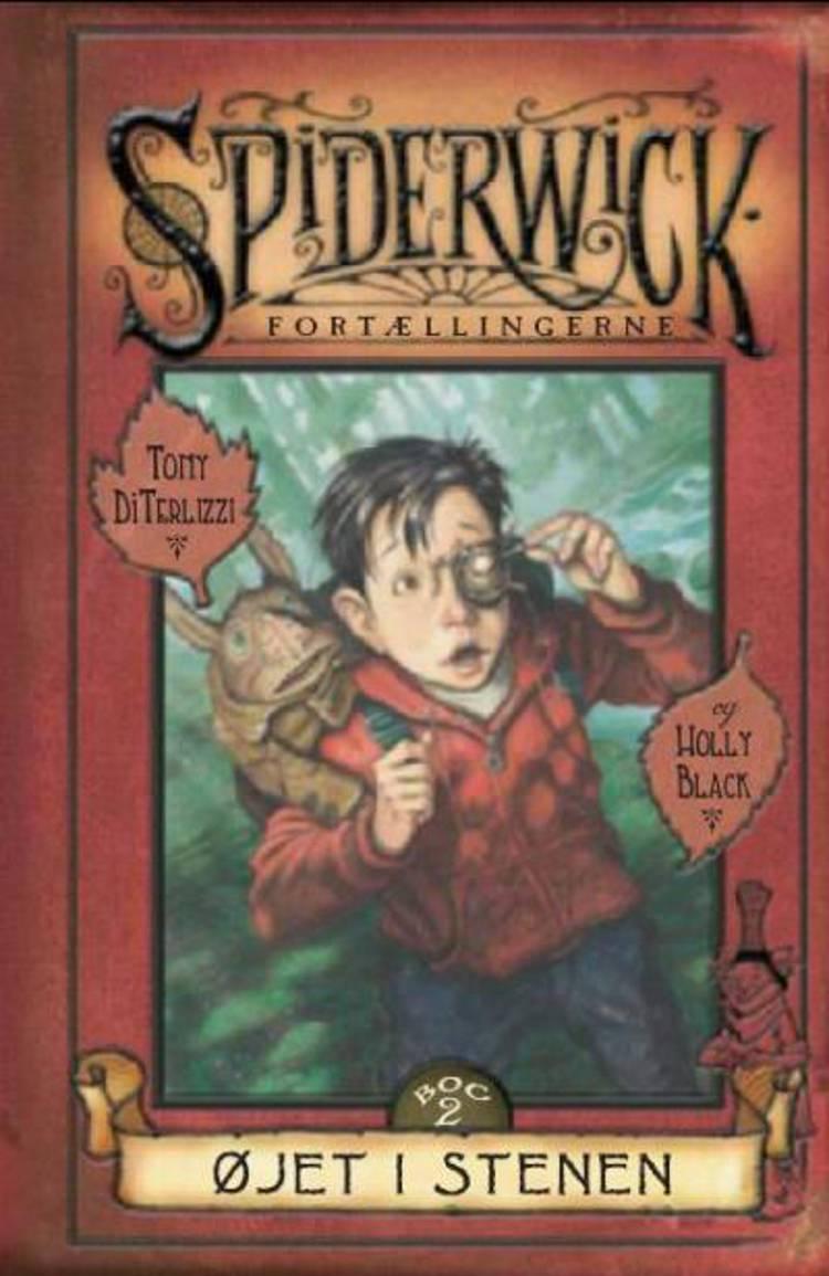 Spiderwickfortællingerne 2 - Øjet i stenen af Holly Black