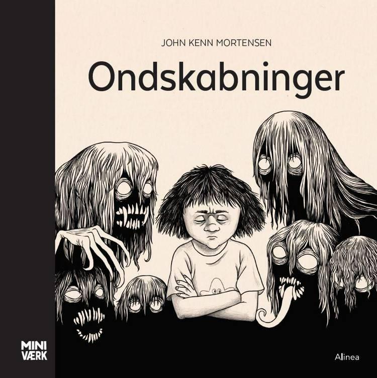 Ondskabninger af John Kenn Mortensen