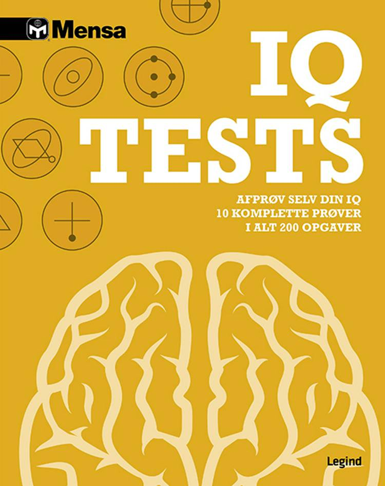 Mensa IQ Tests af Richard Cater