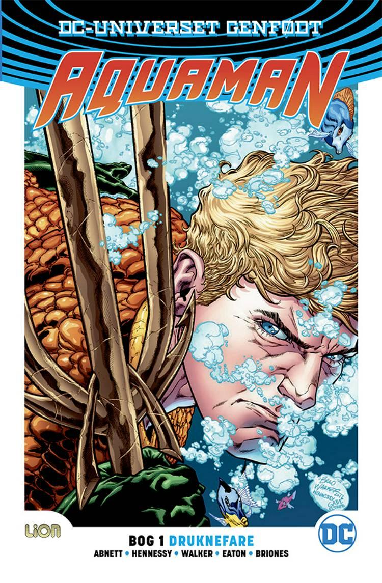 Aquaman af Dan Abnett, Hennessy og Walker