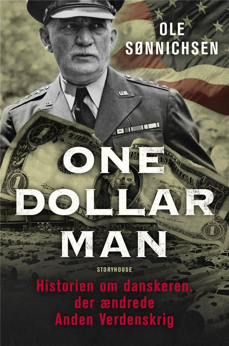 One Dollar Man, Ole Sønnichsen, William S. Knudsen, historie, Anden Verdenskrig, biografi, fagbog