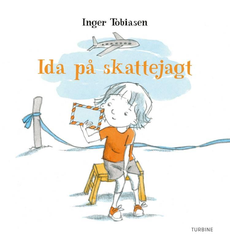 Ida på skjattejagt af Inger Tobiasen