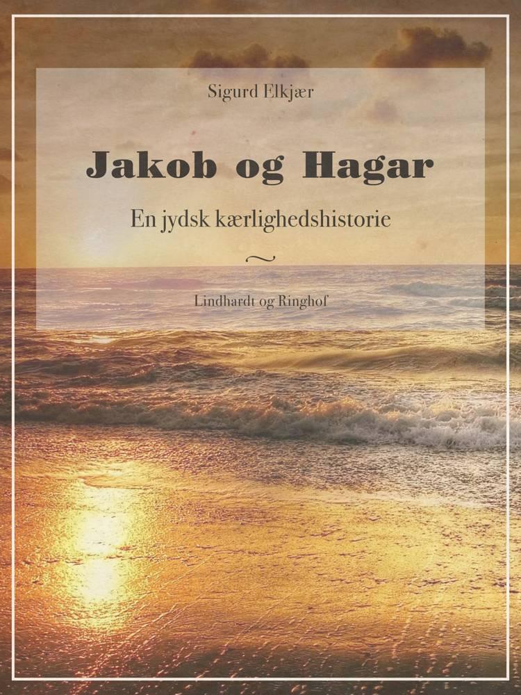 Jakob og Hagar af Sigurd Elkjær