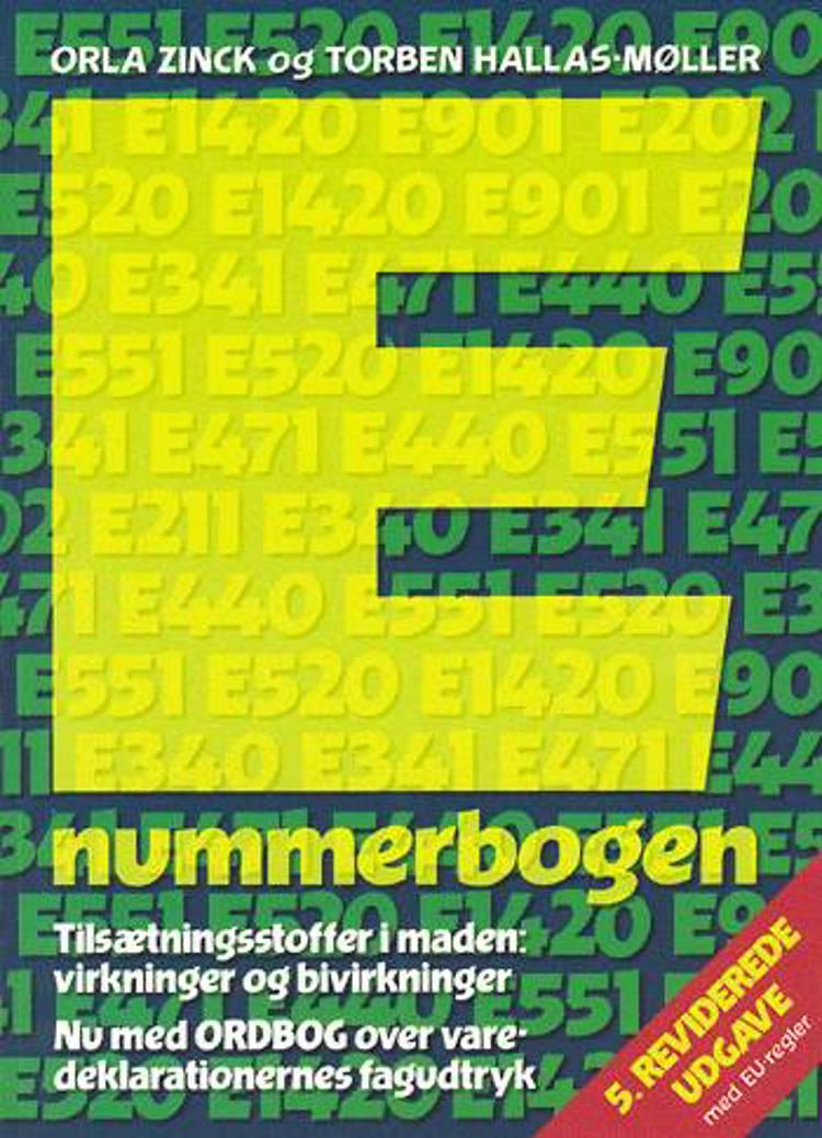 E-nummerbogen af Orla Zinck og Torben Hallas-Møller