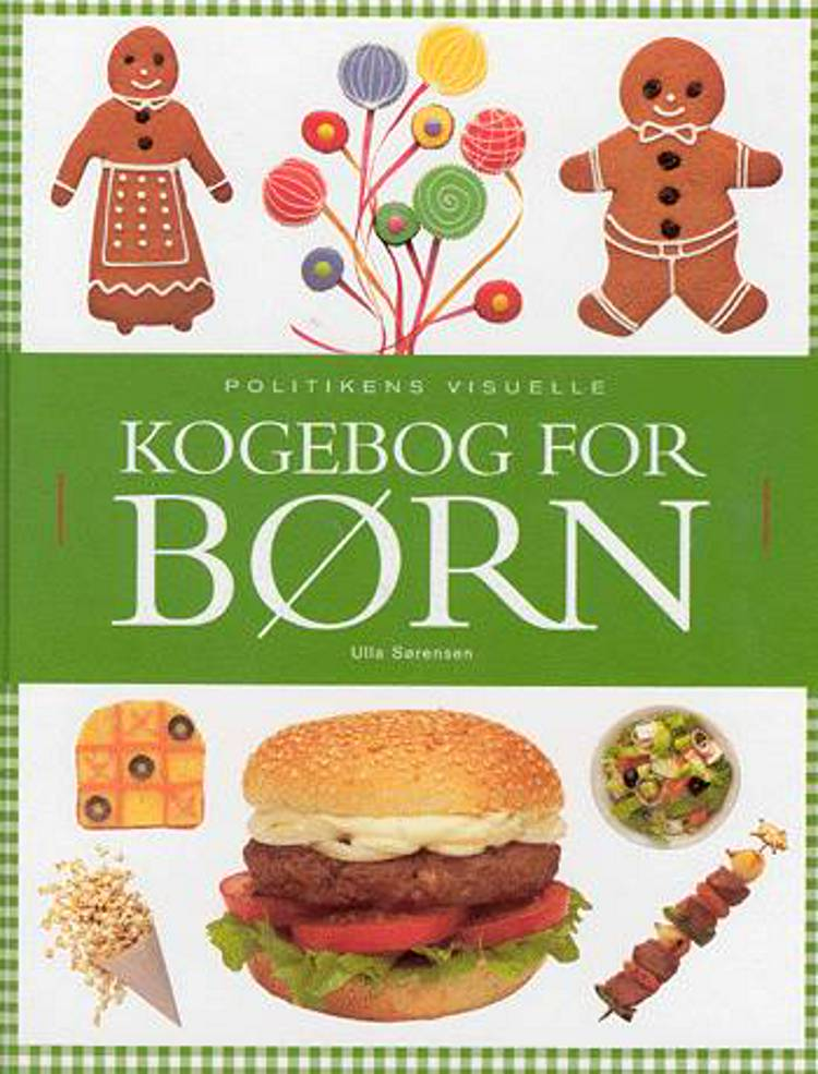Kogebog for børn af Angela Wilkes