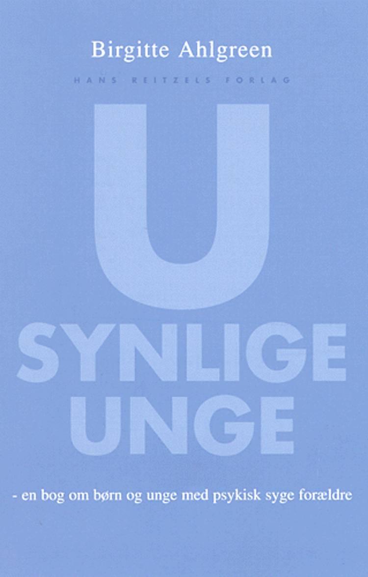 Usynlige unge af Birgitte Ahlgreen