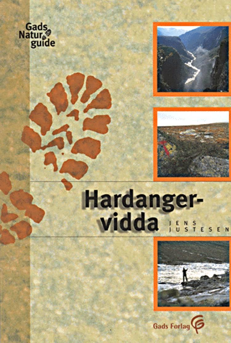 Gads naturguide Hardangervidda af Jens Justesen