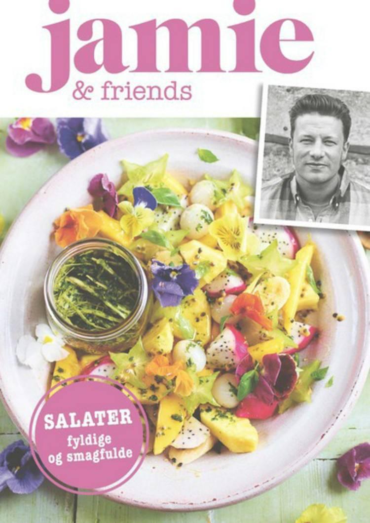 Salater af Jamie Oliver