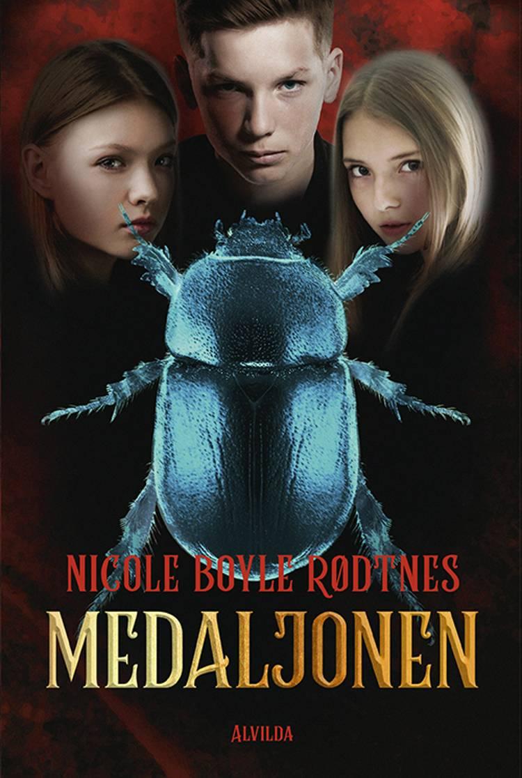 Medaljonen (samlebind) af Nicole Boyle Rødtnes