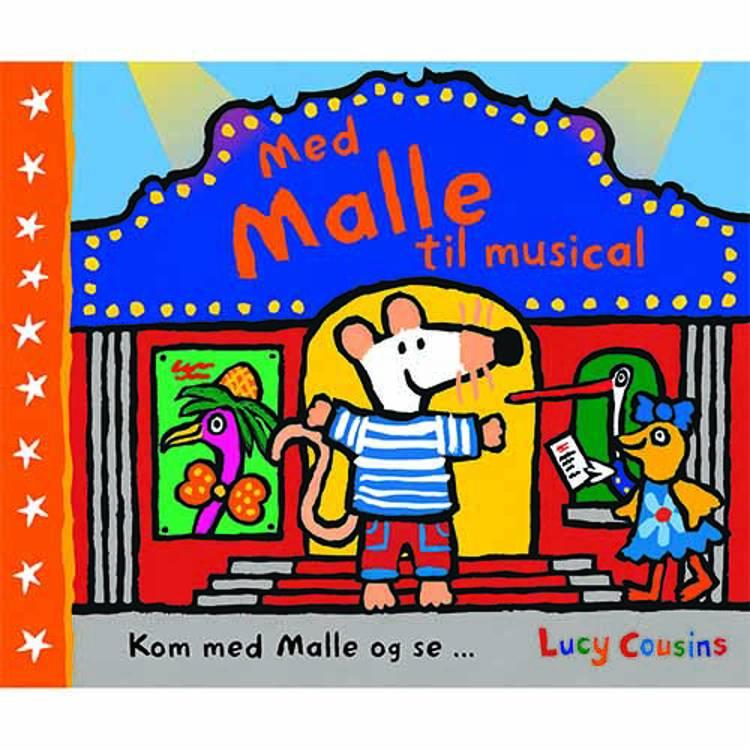 Med Malle til Musical af Lucy Cousins