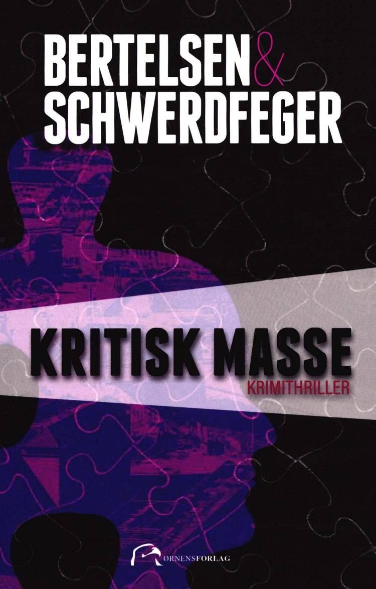 Kritisk Masse af Jan Schwerdfeger, Iben Bertelsen og Bertelsen&Schwerdfeger